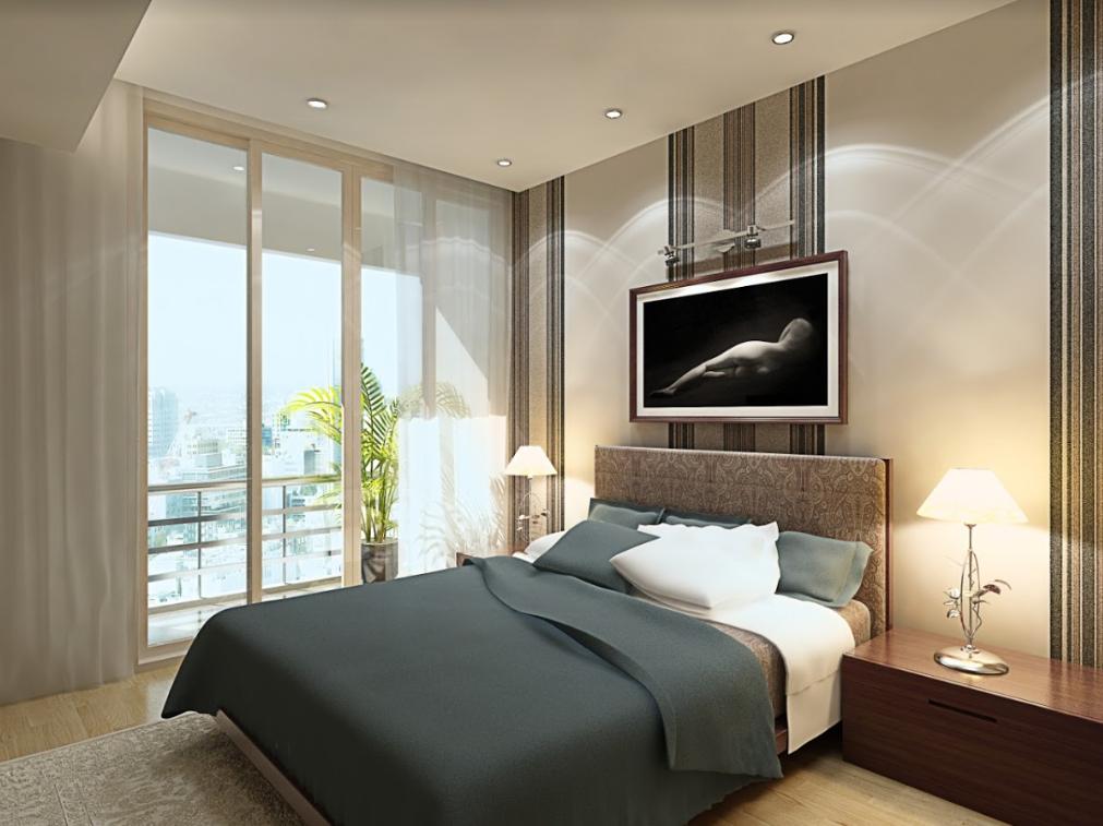phòng ngủ bid residence