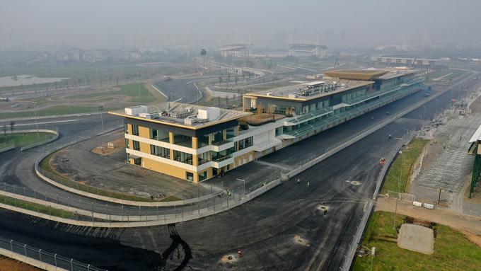 trường đua F1 hà nội