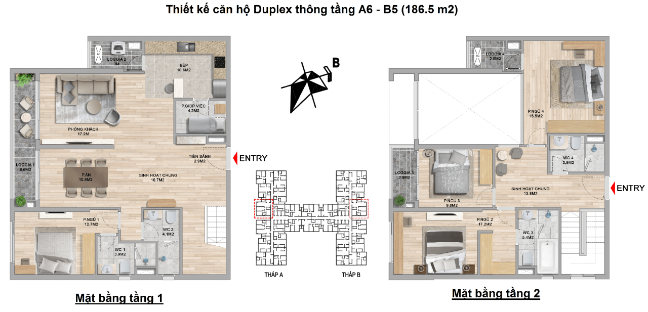 the-zei-can-ho-duplex-A6-B5-186.5m2