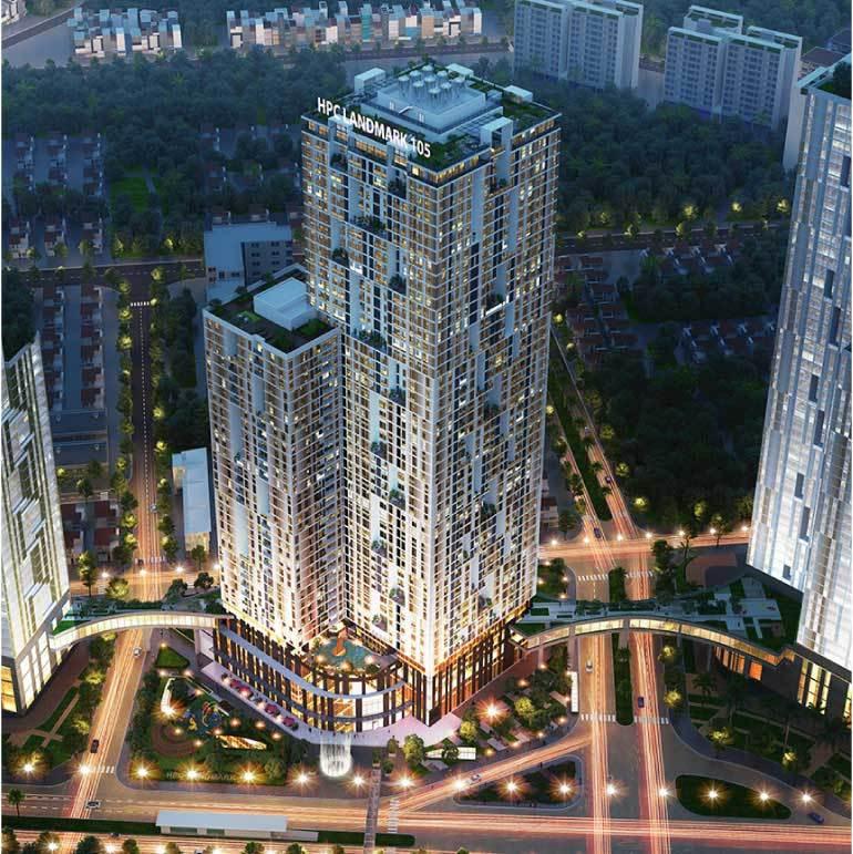 Chung cư Hà Đông - HPC-landmark-105