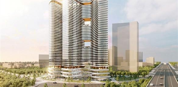 dự án Grandeur Palace Phạm Hùng