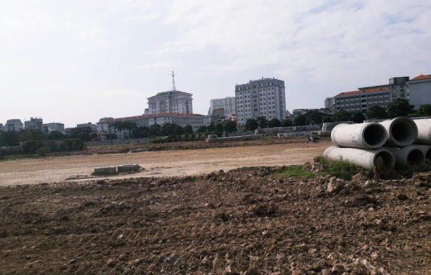 Tiến độ dự án Grandeur Palace Phạm Hùng